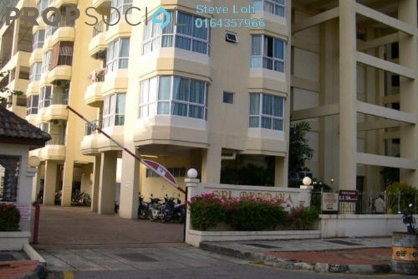 Condominium For Rent in Sri Perdana, Georgetown Freehold Fully Furnished 3R/2B 2k
