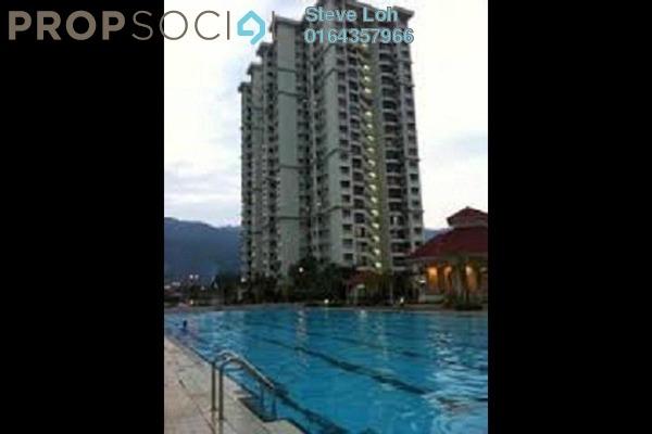 Condominium For Rent in Taman Kristal, Tanjung Tokong Freehold Semi Furnished 3R/2B 900translationmissing:en.pricing.unit