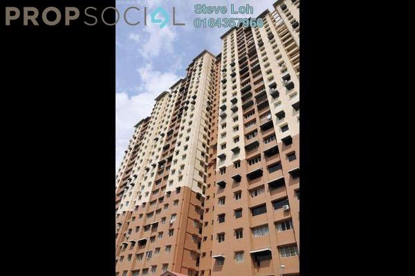 Apartment For Rent in Puncak Terubong, Farlim Freehold Semi Furnished 3R/2B 650translationmissing:en.pricing.unit