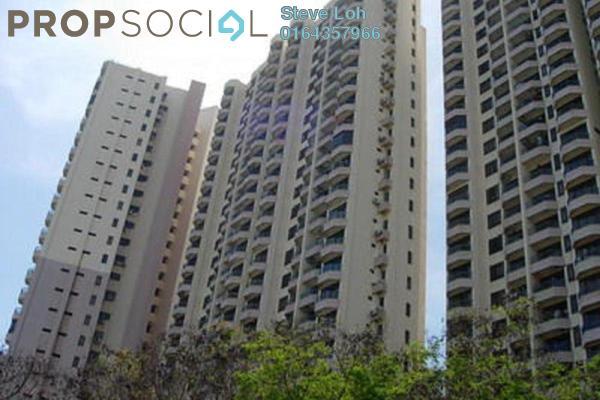 Condominium For Sale in E-Park, Batu Uban Freehold Fully Furnished 3R/3B 460k
