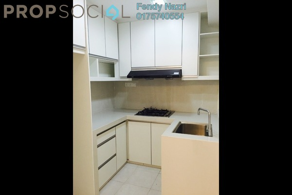 Condominium For Sale in Main Place Residence, UEP Subang Jaya Freehold Semi Furnished 2R/0B 380k