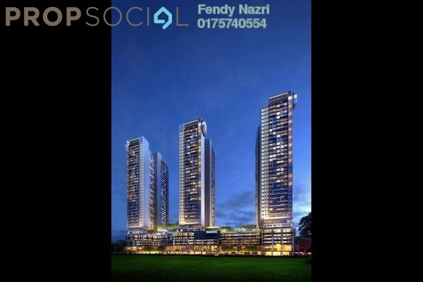 Condominium For Sale in CitiZen, Old Klang Road Freehold Semi Furnished 1R/0B 560k