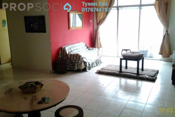 Condominium For Sale in Impian Heights, Bandar Puchong Jaya Freehold Semi Furnished 3R/2B 400k