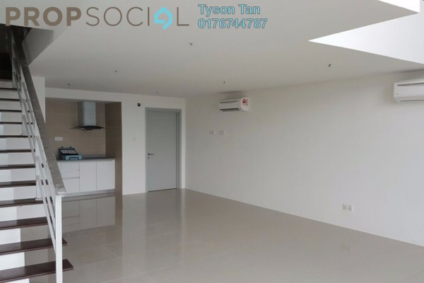 For Sale Condominium at Arte SW, Shah Alam Leasehold Semi Furnished 3R/2B 600k