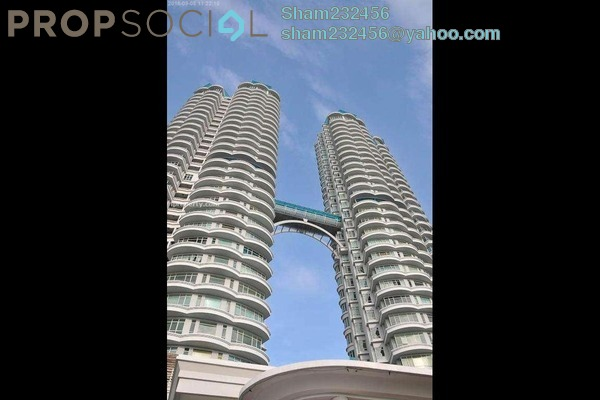 Condominium For Rent in The View, Batu Uban Freehold Fully Furnished 3R/2B 2.6k