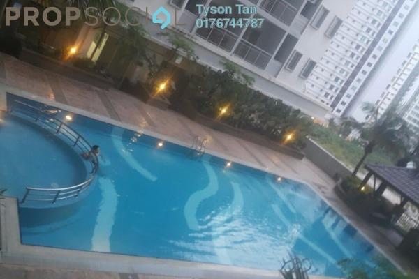 Condominium For Rent in Residensi Laguna, Bandar Sunway Leasehold Semi Furnished 3R/2B 1.4k