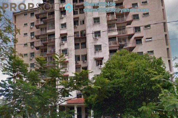 Condominium For Sale in Prima View, Sungai Nibong Freehold Semi Furnished 3R/2B 430k