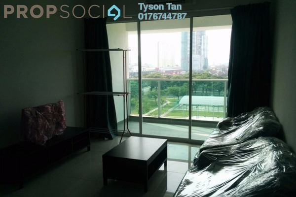 Condominium For Rent in The Regina, UEP Subang Jaya Leasehold Fully Furnished 4R/3B 2.3k