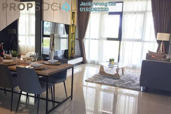 Condominium For Sale in CyberSquare, Cyberjaya Freehold Semi Furnished 0R/1B 270k