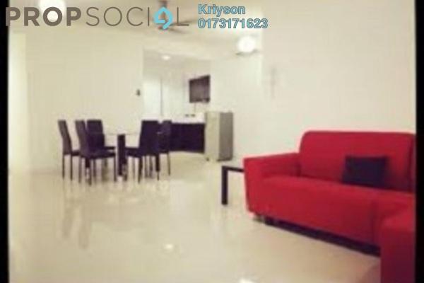 Condominium For Rent in Kiara Residence 2, Bukit Jalil Leasehold Semi Furnished 3R/2B 1.7k