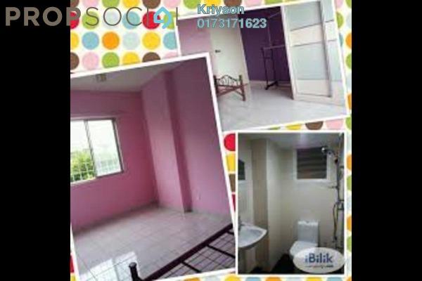 Condominium For Sale in Vista Angkasa, Pantai Leasehold Semi Furnished 3R/2B 425k