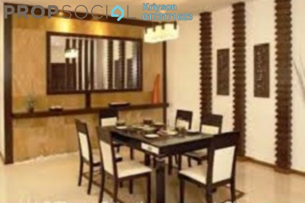 For Sale Condominium at Koi Tropika, Puchong Leasehold Semi Furnished 3R/2B 350k