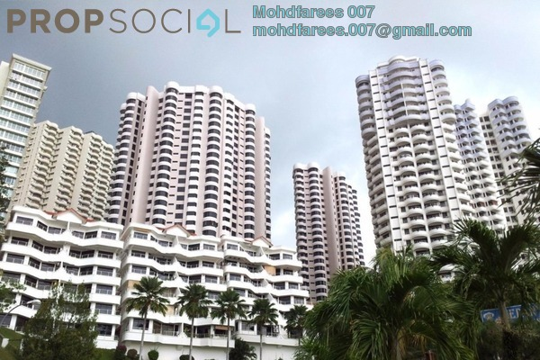 Condominium For Rent in Mar Vista, Tanjung Bungah Freehold Fully Furnished 4R/4B 2.2k