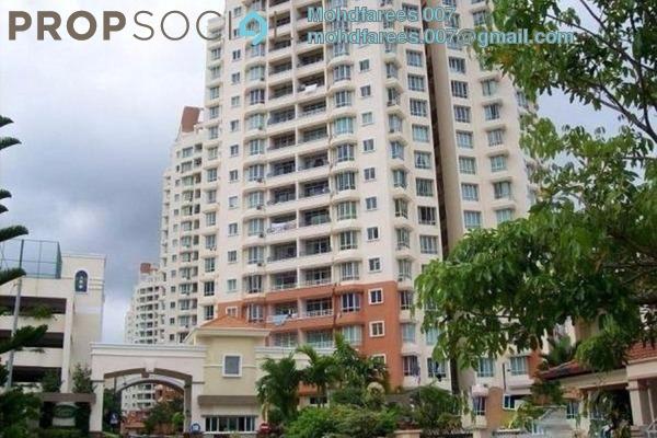 Condominium For Rent in Regency Heights, Sungai Ara Freehold Semi Furnished 3R/2B 1.5k