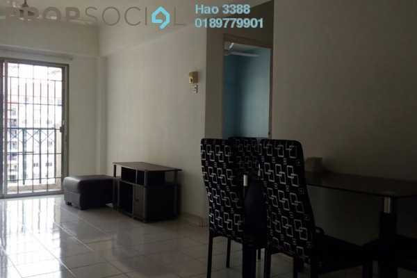 Condominium For Rent in Arena Green, Bukit Jalil Freehold Fully Furnished 3R/2B 1.35k
