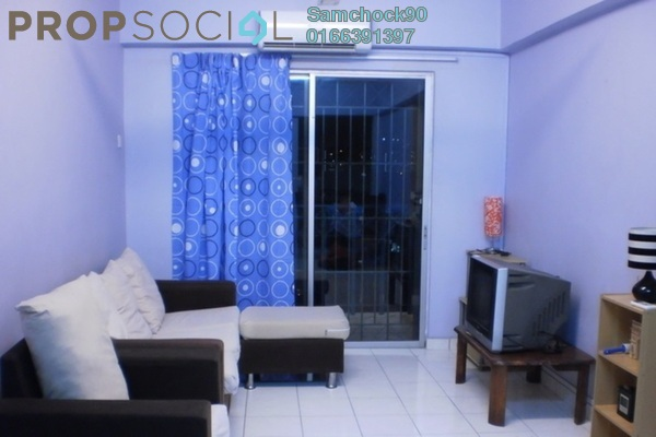 Condominium For Sale in Arena Green, Bukit Jalil Freehold Semi Furnished 2R/2B 350k