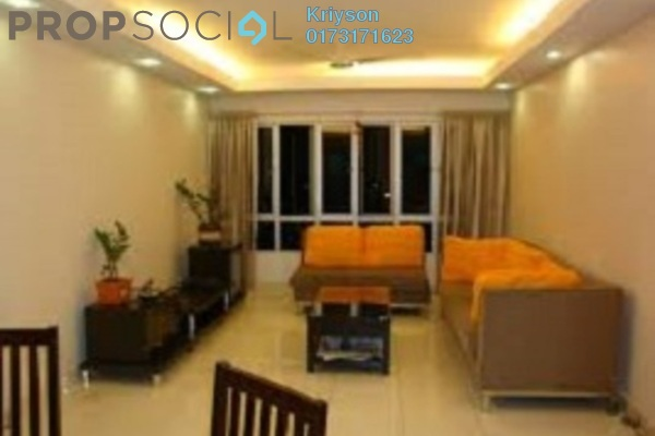 Condominium For Rent in Green Avenue, Bukit Jalil Freehold Semi Furnished 4R/2B 1.25k
