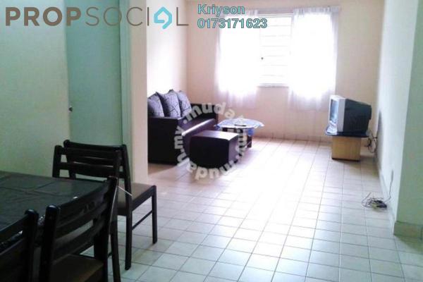 Condominium For Sale in Prisma Cheras, Cheras Freehold Semi Furnished 3R/3B 550k