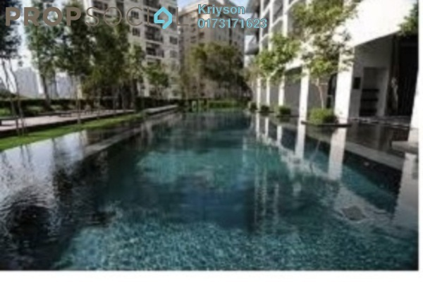 Condominium For Sale in 2 Hampshire, KLCC Freehold Fully Furnished 4R/5B 3m