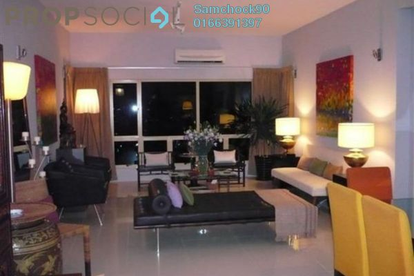 Condominium For Rent in East Lake Residence, Seri Kembangan Leasehold fully_furnished 3R/2B 2.25k