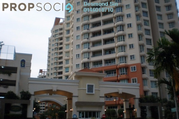 Condominium For Rent in Regency Heights, Sungai Ara Freehold Fully Furnished 3R/2B 1.6k