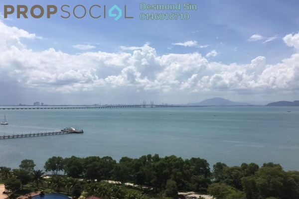 Condominium For Sale in Gold Coast, Bayan Indah Leasehold Fully Furnished 3R/2B 780k