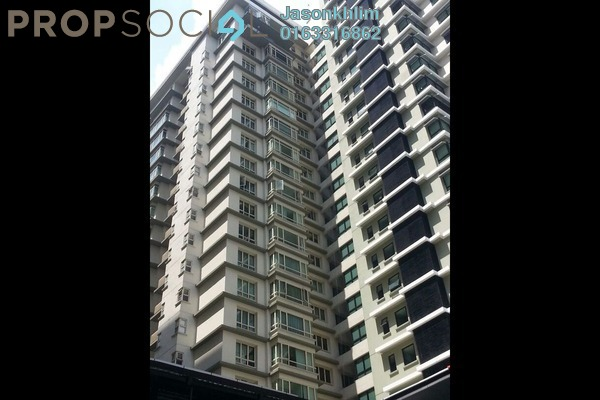 Condominium For Rent in Northpoint, Mid Valley City Leasehold Fully Furnished 3R/2B 5k