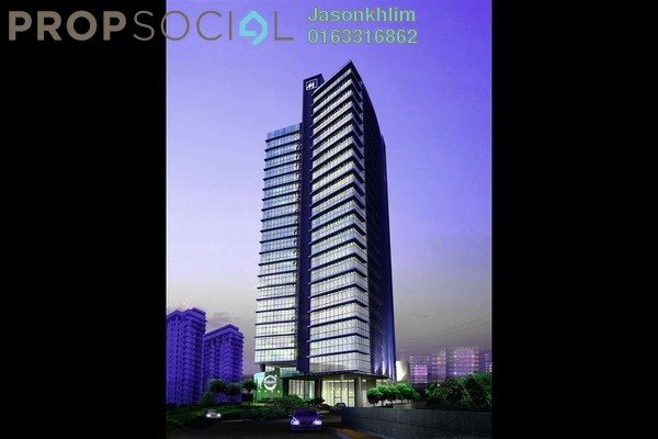 Office For Rent in Menara MBMR, Mid Valley City Freehold Unfurnished 0R/0B 5k
