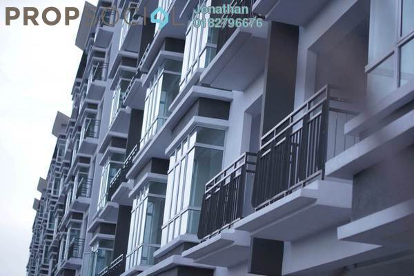 Apartment For Sale in Damai Apartment, Shah Alam Leasehold Unfurnished 3R/2B 368k