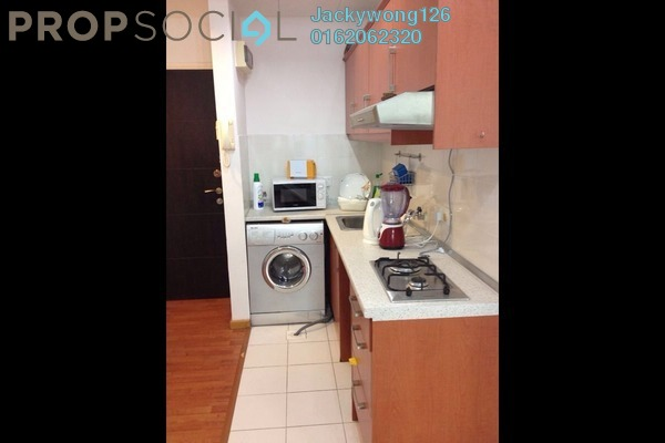 Condominium For Sale in Maytower, Dang Wangi Freehold Fully Furnished 0R/1B 335k