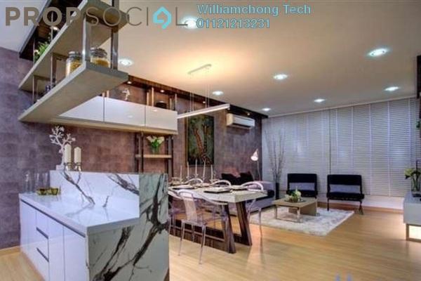 For Rent Condominium at You One, UEP Subang Jaya Freehold Semi Furnished 1R/1B 1.5k