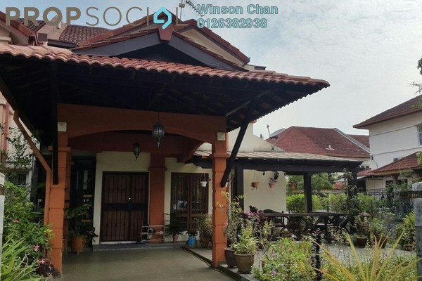 Semi-Detached For Sale in Putra Bahagia, Putra Heights Freehold Fully Furnished 4R/4B 910k