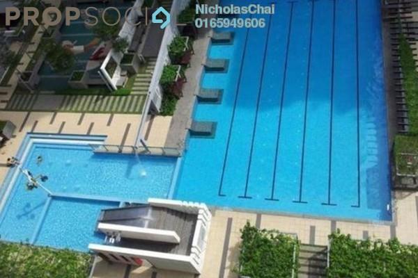 Condominium For Rent in Koi Kinrara, Bandar Puchong Jaya Freehold Semi Furnished 3R/3B 1.7k