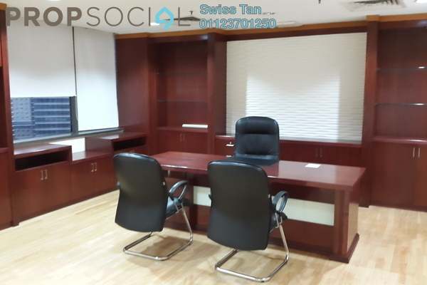Office For Rent in Menara KH, KLCC Freehold Fully Furnished 8R/1B 15k