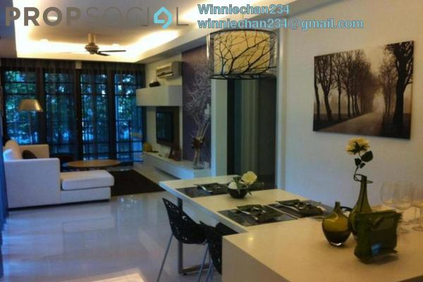 Apartment For Sale in Ixora Apartment, Kepong Leasehold Unfurnished 3R/2B 295k