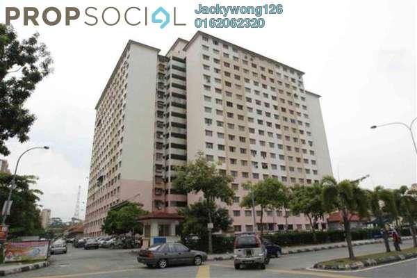 Condominium For Sale in Cendana Apartment, Bandar Sri Permaisuri Leasehold Unfurnished 3R/2B 225k