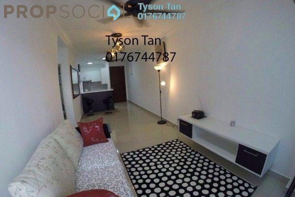 Apartment For Rent in Alam Sanjung, Shah Alam Freehold Fully Furnished 3R/2B 2.2k