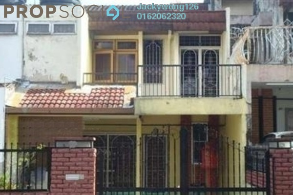 For Rent Terrace at Taman Connaught, Cheras Leasehold Semi Furnished 5R/3B 1.6k