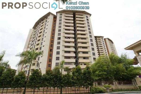 Condominium For Rent in Palm Spring, Kota Damansara Leasehold Fully Furnished 3R/2B 1.7k