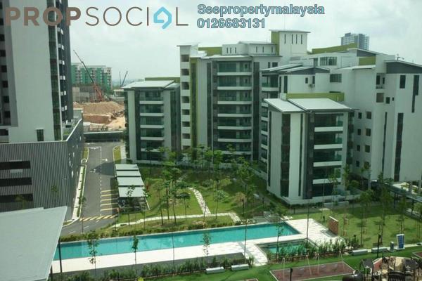 For Rent Condominium at Serin Residency, Cyberjaya Freehold Semi Furnished 3R/2B 1.9k