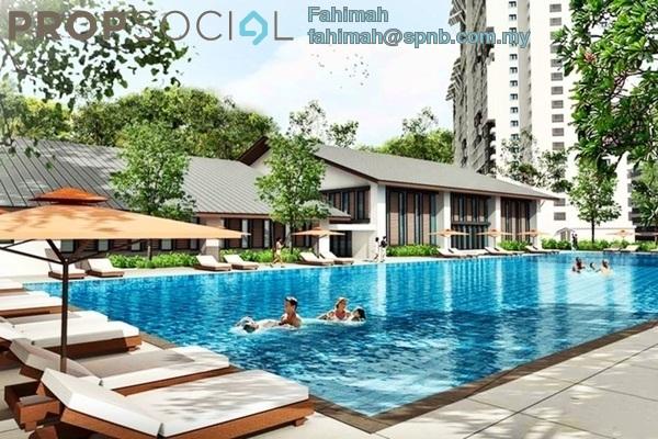 Condominium For Sale in Aspire Residence, Cyberjaya Freehold Unfurnished 3R/2B 395k
