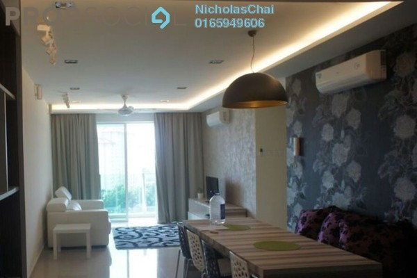 Condominium For Rent in The Zest, Bandar Kinrara Freehold Fully Furnished 3R/2B 1.8k