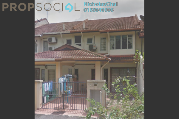 Terrace For Rent in BK5, Bandar Kinrara Freehold Semi Furnished 4R/3B 1.6k