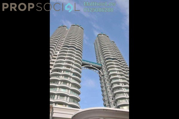 Condominium For Sale in The View, Batu Uban Freehold Fully Furnished 3R/5B 1.15m