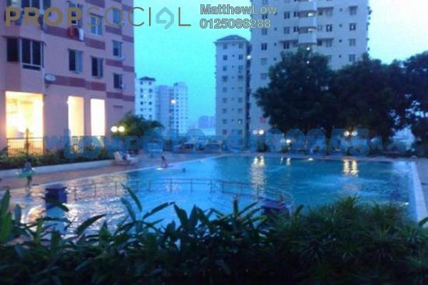 Condominium For Rent in Kingfisher Series, Green Lane Freehold Fully Furnished 3R/2B 1.25k