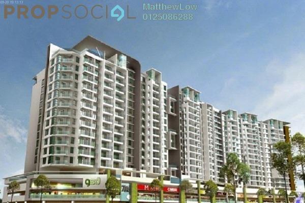 Condominium For Sale in Summerton Condominium, Bayan Indah Leasehold Unfurnished 4R/3B 1.25m