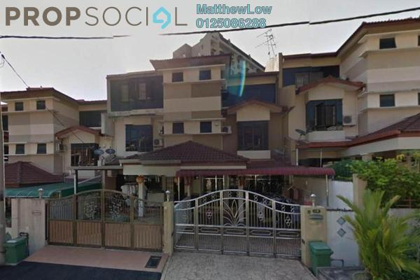 Condominium For Sale in Casa Idaman, Jalan Ipoh Leasehold Unfurnished 5R/4B 1.19m