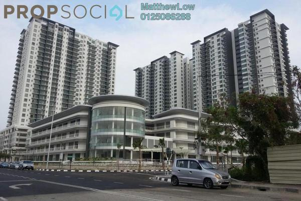 Condominium For Sale in Elit Heights, Bayan Baru Freehold Unfurnished 3R/2B 700k