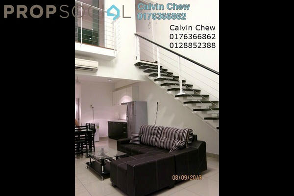 Condominium For Sale in The Scott Soho, Old Klang Road Freehold Fully Furnished 1R/2B 495k