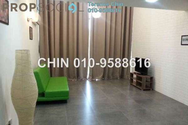 Condominium For Rent in Empire Damansara, Damansara Perdana Leasehold Fully Furnished 1R/2B 1.7k
